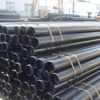 Carbon steel structural pipe