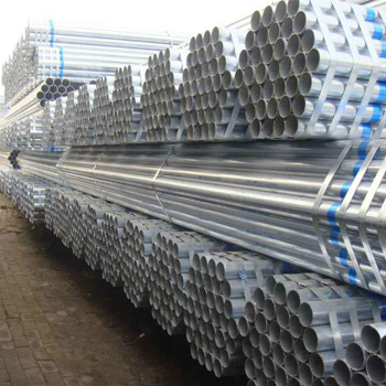 High-quality Seamless galvanized steel pipe