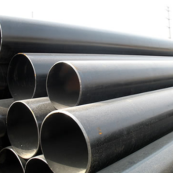 Carbon steel fluid pipe