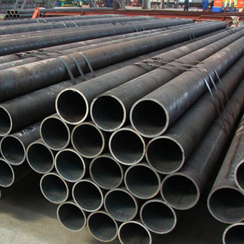 Carbon steel seamless boiler pipe