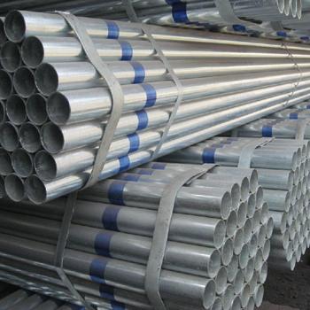 Galvanized pipe