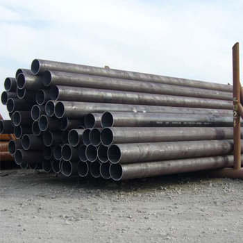 Low carbon steel structural pipe