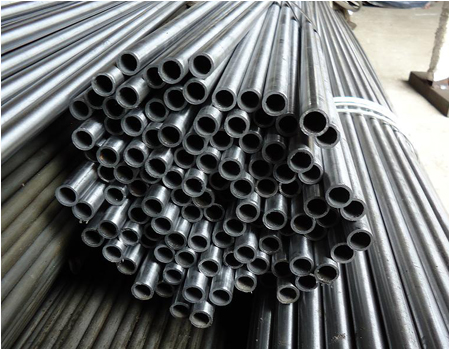 Seamless pipe structural pipe