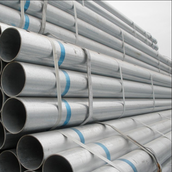 DIN galvanized steel pipe for fluid