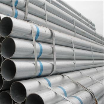 hot GI seamless steel pipes