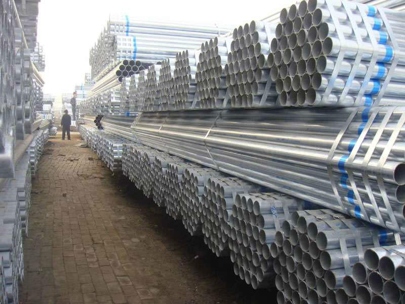 sch40 and sch80 seamless steel pipes