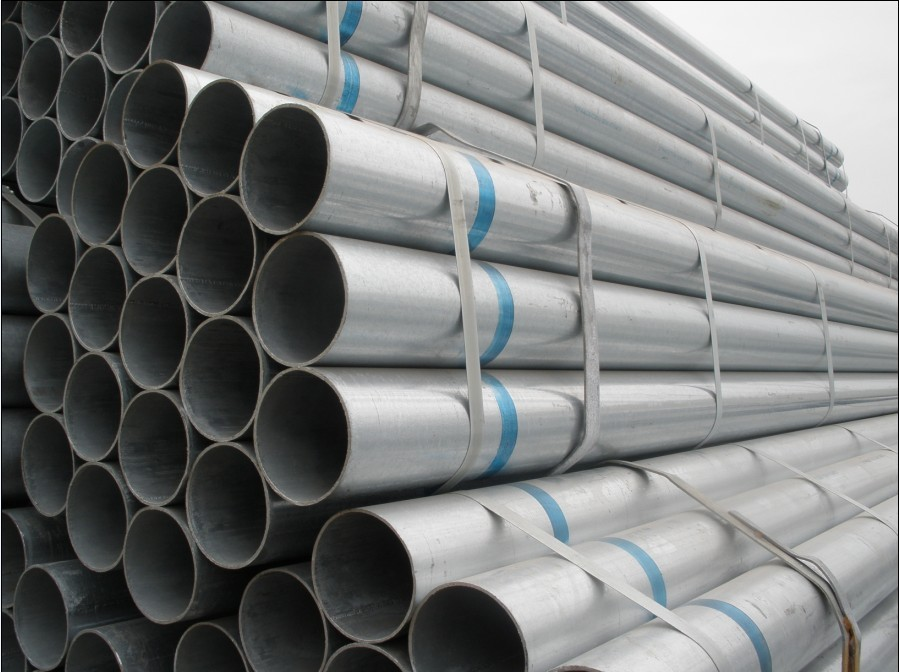 hot GI PIPES, Gal steel pipes