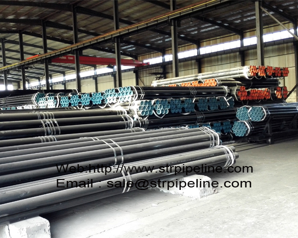 produce seamless steel pipes