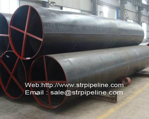 API 5L SSAW Welded Large Diameter Spiral Steel Pipe