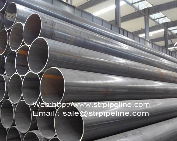 ASTM A53 GR.B hot dip galvanized seamless steel pipe