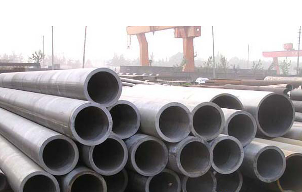 Large Stock Galvanized Steel Pipe