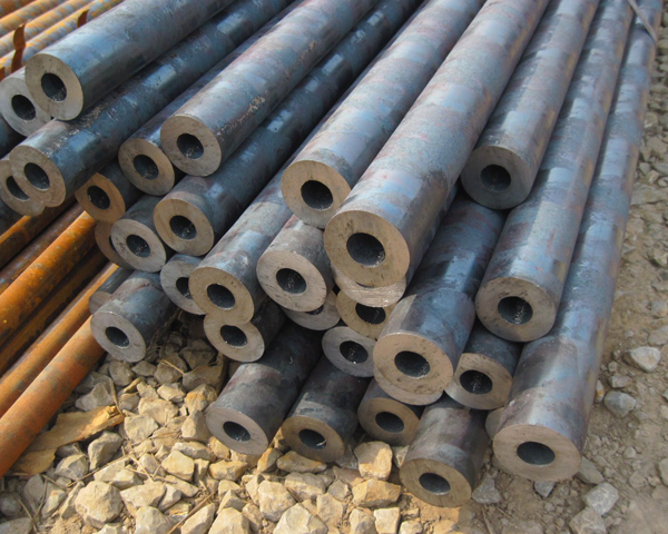 High Pressure Seamless Steel Boiler Pipe
