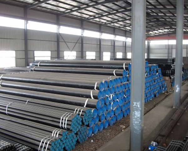 Fluid Steel Pipe