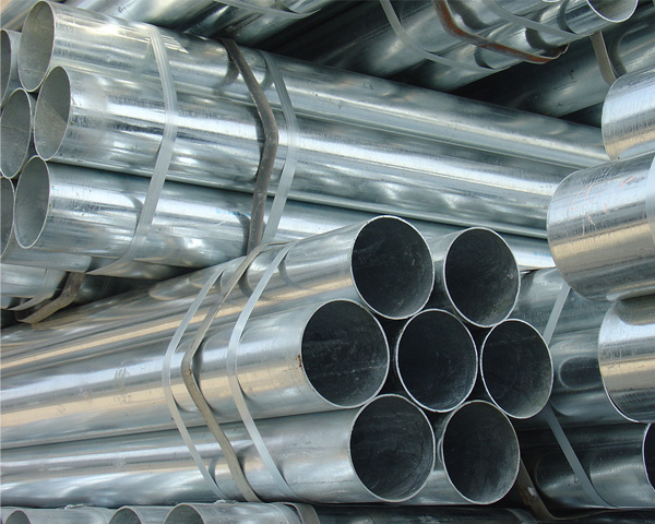 ASTM S53  Galvanized  Steel Pipes