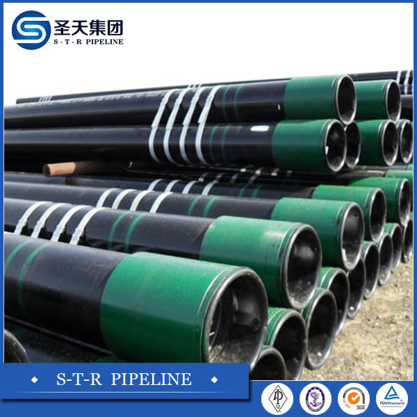 A312 Ss316 Seamless Stainless Steel Fluid Pipe