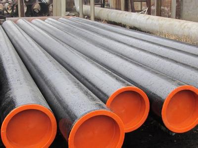 Welded Stainless Steel Fluid Pipe