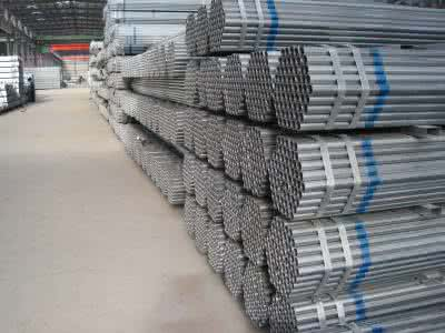 ASTM A53 Hot DIP Pre Galvanized Stainless Steel Pipe