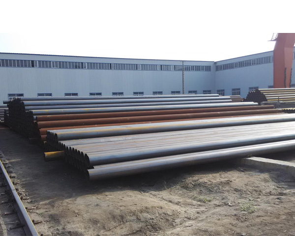SAE1020  Mild Steel Seamless Structural Pipe