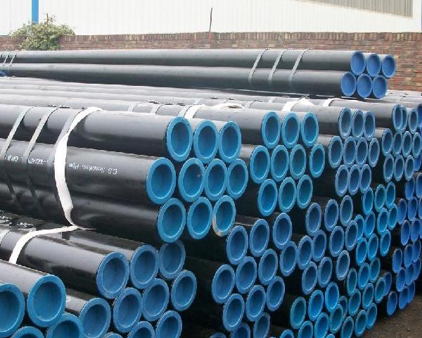 ASME Carbon Seamless Steel High Pressure Boiler Pipe