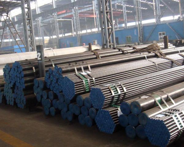 ASTM A106 A53 Gr. B Carbon Steel Seamless Fluid Pipe